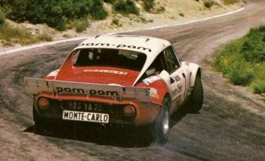 1973 fiorentino gelin simca cg coupe lyon charbonnieres