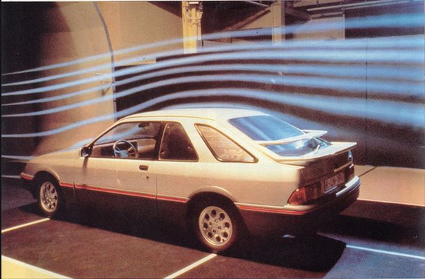 Sierra Xr4 tunel de vent