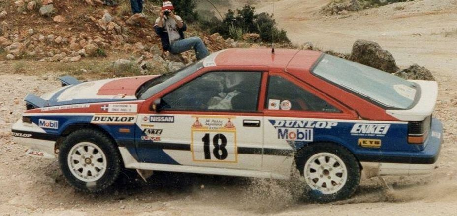 stratissimo tonia pavli nissan 200 sx acro 1987 11th