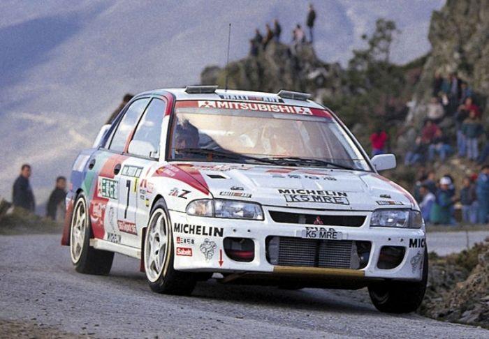 Mitsubishi Lancer Evo And Tommi Makinen Mastered The Wrc In The 90s