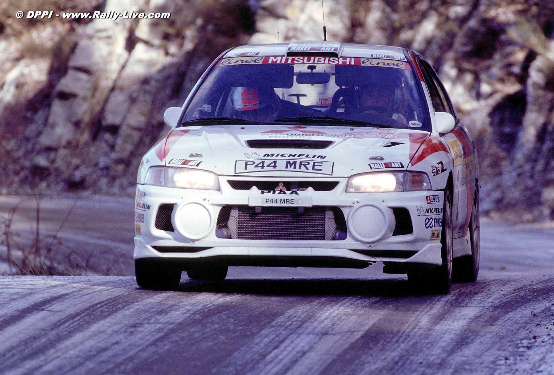 WRC RMC 1998