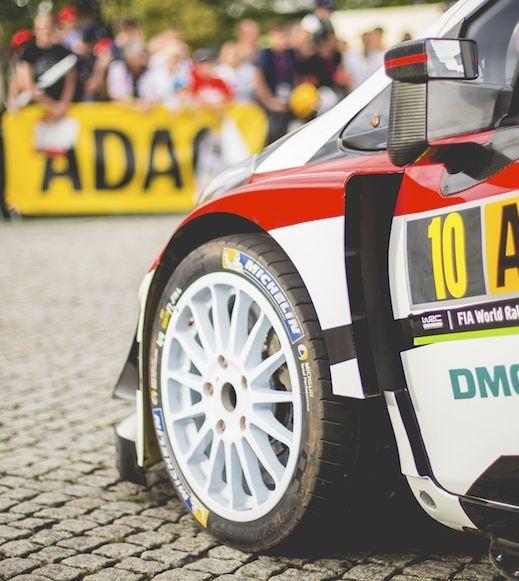 AUTOMOBILE: WRC Deutschland - WRC -16/08/2017