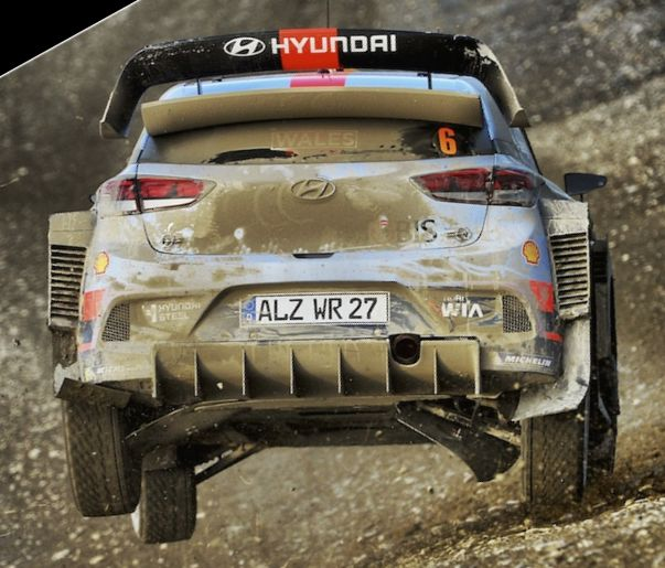 AUTOMOBILE: WRC Wales Rally GB - WRC -26/10/2017