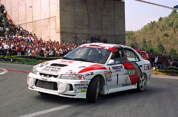 Mitsubishi Lancer Evo Iv And V Or How A Group A Car Could Beat The