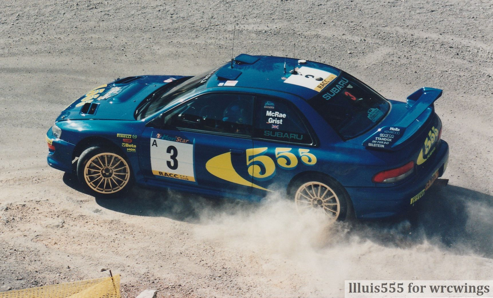 Colin Catalunya 1998 Impreza WRC signed.jpg
