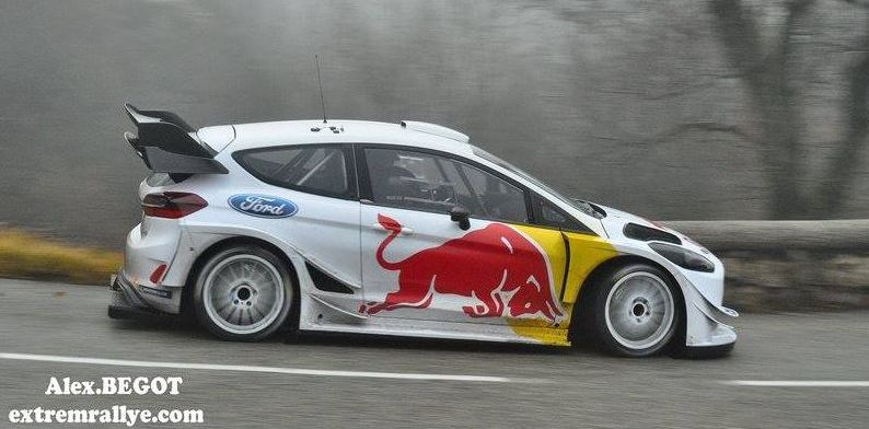 seb ogier test Gap
