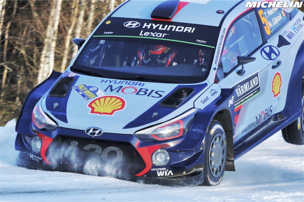 AUTOMOBILE: WRC SWEDEN - WRC -09/02/2017