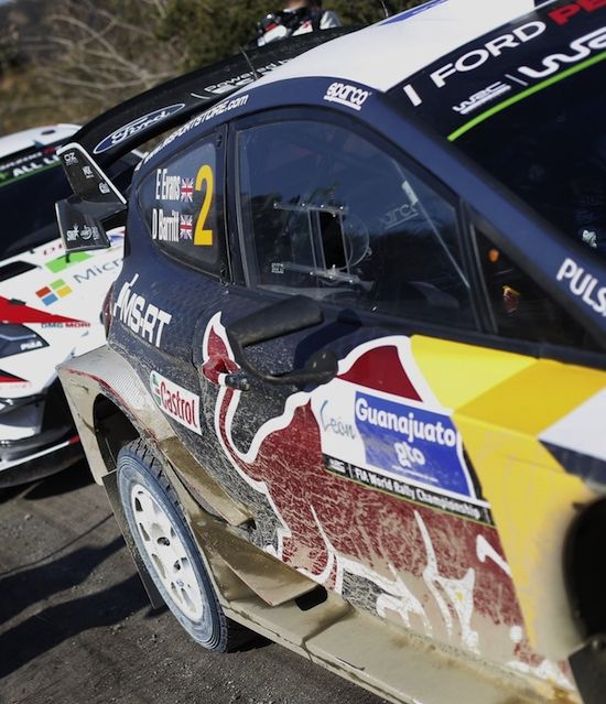 AUTOMOBILE: WRC Mexico- WRC -08/03/2018