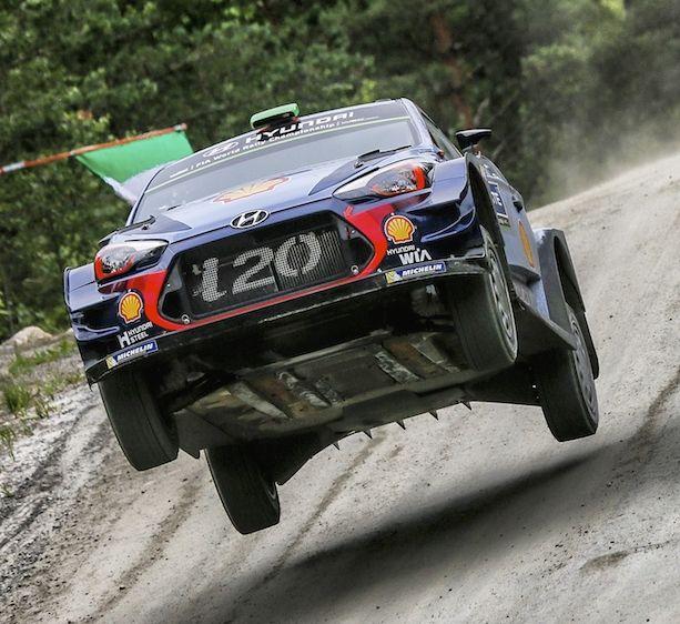 AUTOMOBILE: WRC Finland - WRC -26/07/2017