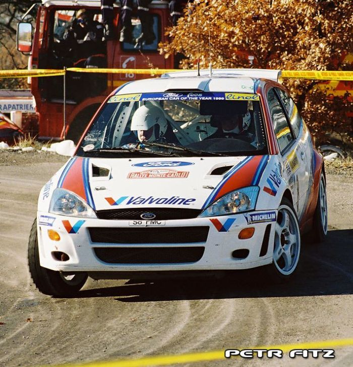 Ford Focus Wrc The Start Of A New Era For Ford 1999 2003