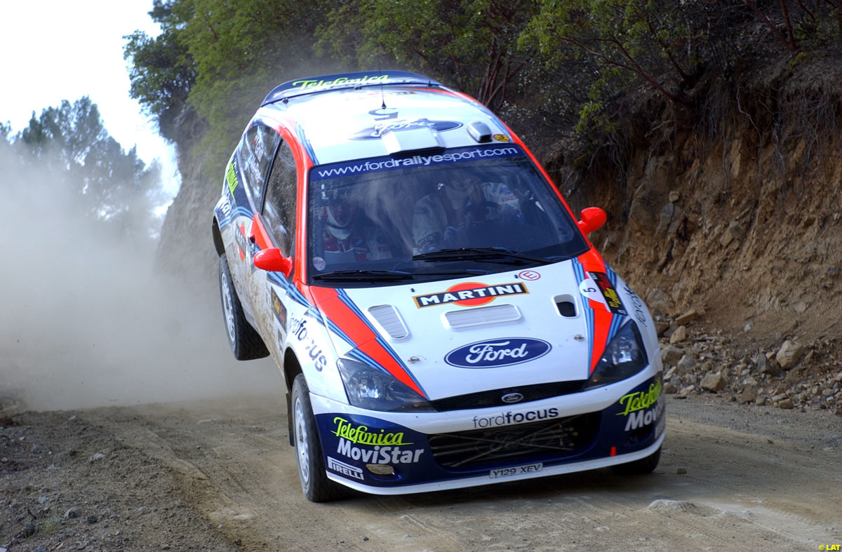 Ford Focus Wrc The Start Of A New Era For Ford 1999 2003 Wrcwings