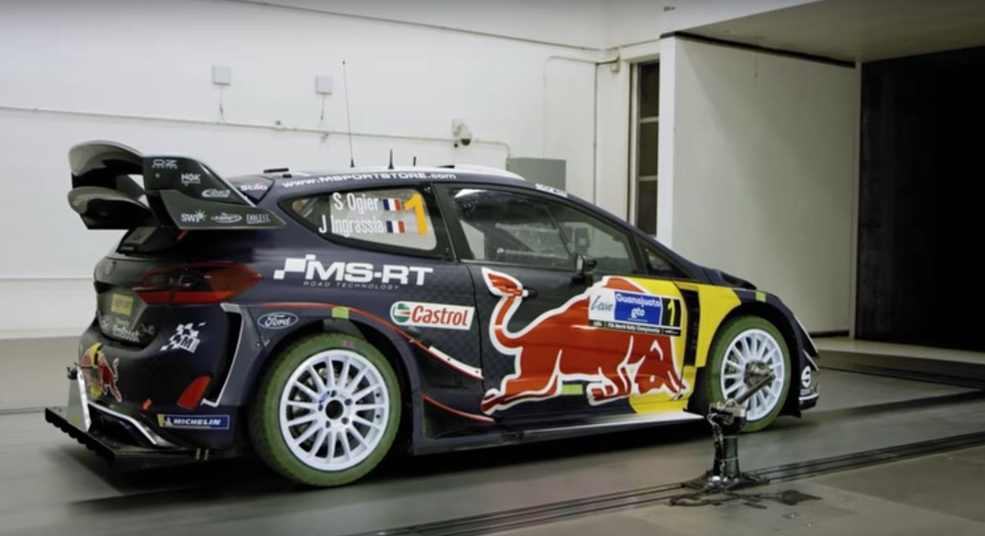 Fiesta WRC in Windshear wind tunnel.jpg